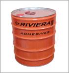 Riviera Orange P.V.C